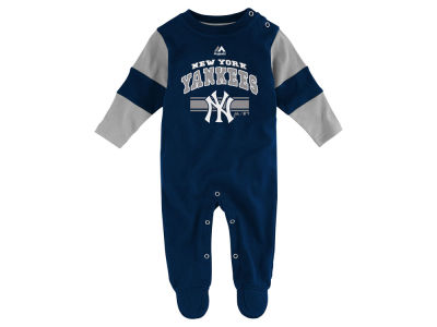 New York Yankees MLB Newborn Coverall