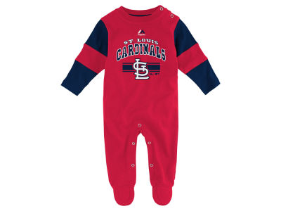St. Louis Cardinals MLB Newborn Coverall