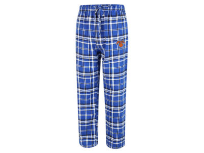 New York Knicks NBA Men's Bleacher Flannel Pants