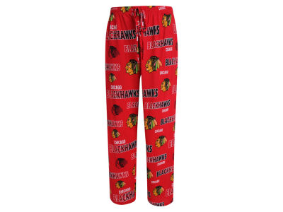 Chicago Blackhawks NHL Men's Sweep Sleep Pants