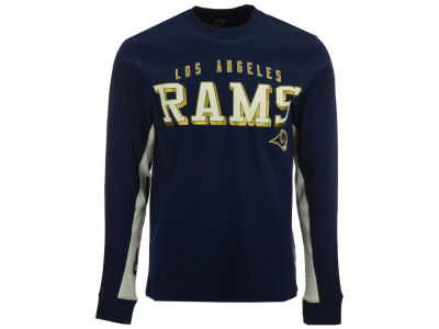 Los Angeles Rams GIII NFL Men's Hands High Front Four Fashion Long Sleeve T-Shirt
