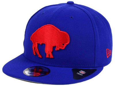 Buffalo Bills New Era NFL Historic Vintage 9FIFTY Snapback Cap