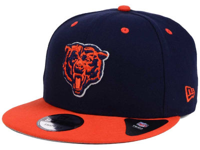 Chicago Bears New Era NFL Historic Vintage 9FIFTY Snapback Cap
