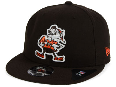 Cleveland Browns New Era NFL Historic Vintage 9FIFTY Snapback Cap