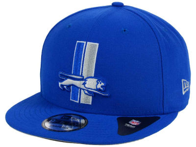 Detroit Lions New Era NFL Historic Vintage 9FIFTY Snapback Cap