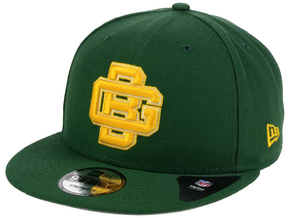 8f81211f4eab5 amazon green bay packers new era nfl historic vintage 9fifty snapback cap  48683 4996d