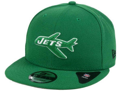 New York Jets New Era NFL Historic Vintage 9FIFTY Snapback Cap
