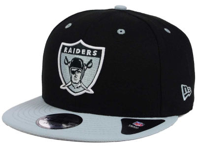 Oakland Raiders New Era NFL Historic Vintage 9FIFTY Snapback Cap