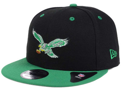 Philadelphia Eagles New Era NFL Historic Vintage 9FIFTY Snapback Cap