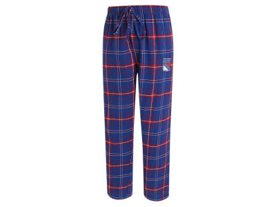 New York Rangers NHL Men's Ultimate Flannel Pants