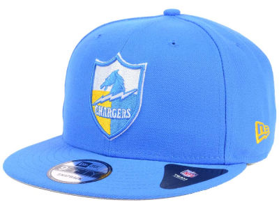 Los Angeles Chargers New Era NFL Historic Vintage 9FIFTY Snapback Cap