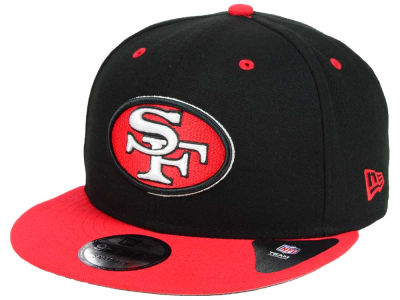San Francisco 49ers New Era NFL Historic Vintage 9FIFTY Snapback Cap