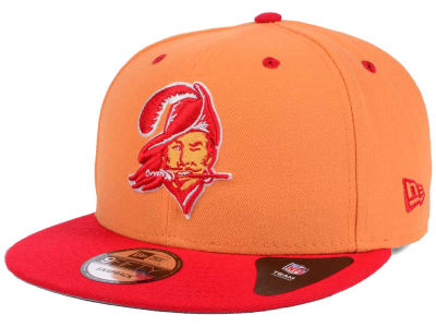 Tampa Bay Buccaneers New Era NFL Historic Vintage 9FIFTY Snapback Cap