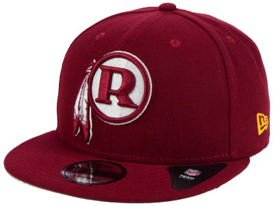 Washington Redskins New Era NFL Historic Vintage 9FIFTY Snapback Cap