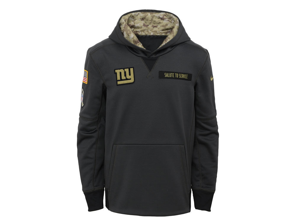 ... closeout new york giants nfl youth salute to service hoodie 70100 11d00 6bced26f5