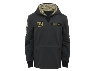 New York Giants NFL Youth Salute to Service Hoodie