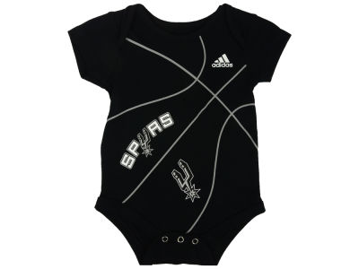 San Antonio Spurs NBA Newborn Fan-Atic Creeper
