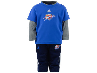 Oklahoma City Thunder NBA Infant Free Throw Pant Set