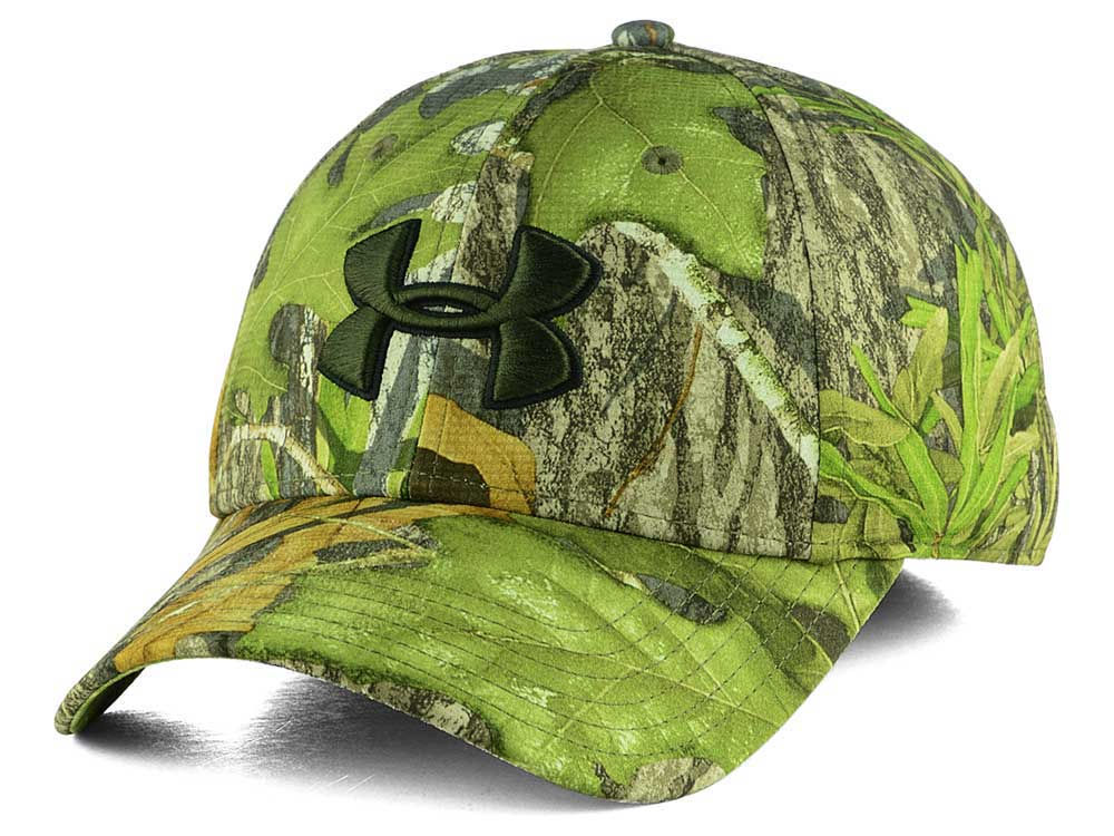 Under Armour Mossy Oak Obsession F16 Cap  abac0e43d70