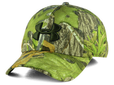 Under Armour Mossy Oak Obsession F16 Cap