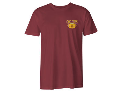 Iowa State Cyclones NCAA Men's Football Comfort Colors T-Shirt
