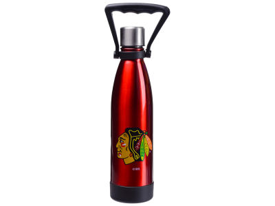 Chicago Blackhawks 17oz Vaccuum Insulated Water Bottle