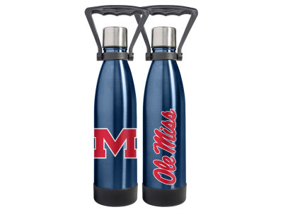 Ole Miss Rebels 17oz Vaccuum Insulated Water Bottle