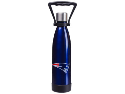 New England Patriots 17oz Vaccuum Insulated Water Bottle