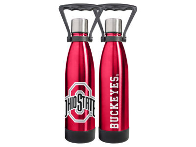 Ohio State Buckeyes 17oz Vaccuum Insulated Water Bottle