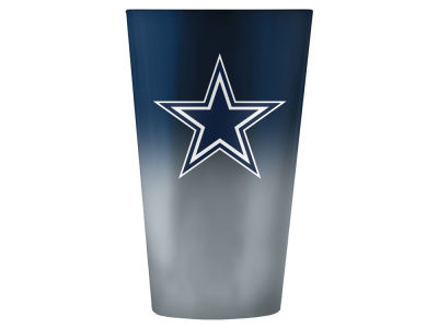 Dallas Cowboys 16oz Ombre Pint Glass