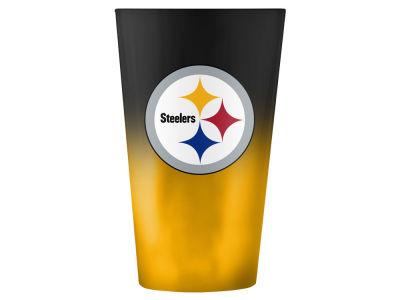 Pittsburgh Steelers 16oz Ombre Pint Glass