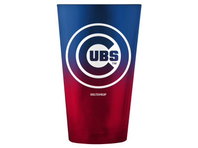 Chicago Cubs 16oz Ombre Pint Glass