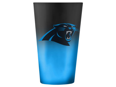 Carolina Panthers 16oz Ombre Pint Glass