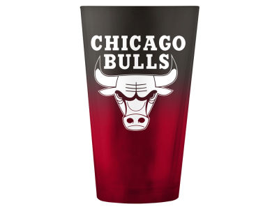 Chicago Bulls 16oz Ombre Pint Glass