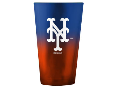 New York Mets 16oz Ombre Pint Glass