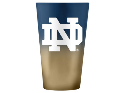 Notre Dame Fighting Irish 16oz Ombre Pint Glass