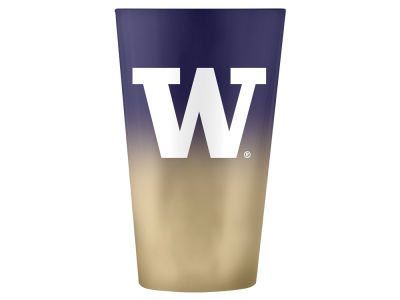 Washington Huskies 16oz Ombre Pint Glass