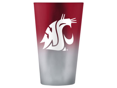 Washington State Cougars 16oz Ombre Pint Glass