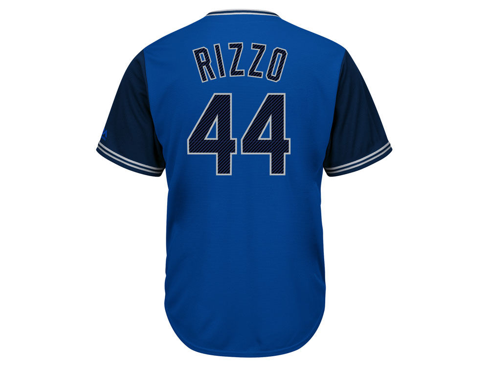 super popular a7377 a307a mlb cubs 44 anthony rizzo jersey chicago cubs usa flag ...