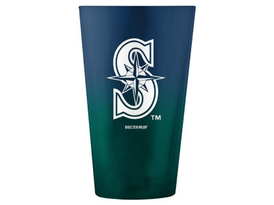 Seattle Mariners 16oz Ombre Pint Glass
