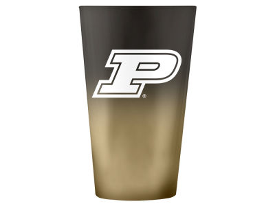 Purdue Boilermakers 16oz Ombre Pint Glass