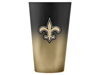 New Orleans Saints Boelter Brands 16oz Ombre Pint Glass