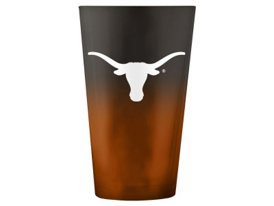 Texas Longhorns 16oz Ombre Pint Glass