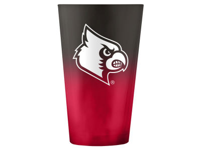 Louisville Cardinals 16oz Ombre Pint Glass