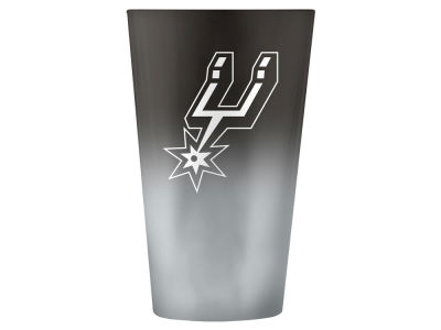San Antonio Spurs Boelter Brands 16oz Ombre Pint Glass