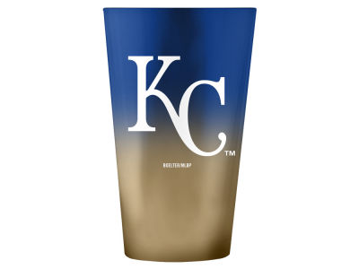 Kansas City Royals Boelter Brands 16oz Ombre Pint Glass