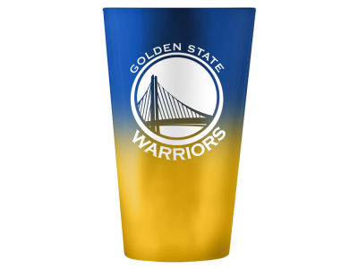 Golden State Warriors 16oz Ombre Pint Glass