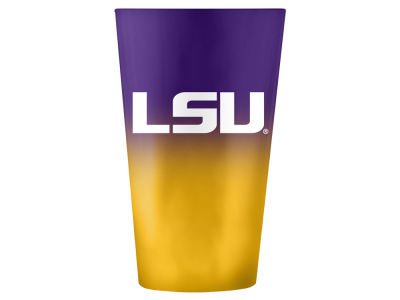 LSU Tigers Boelter Brands 16oz Ombre Pint Glass
