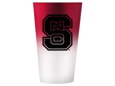 North Carolina State Wolfpack 16oz Ombre Pint Glass