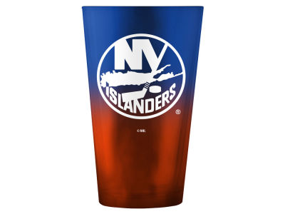 New York Islanders 16oz Ombre Pint Glass
